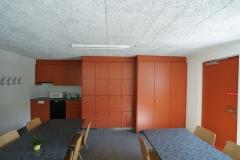Aufenthaltsraum-Küche